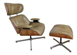 Image of Selig Chair and Ottoman Sets