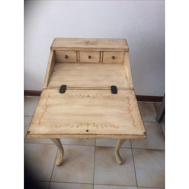 Cottage Style Writing Desk - Image 3 of 4