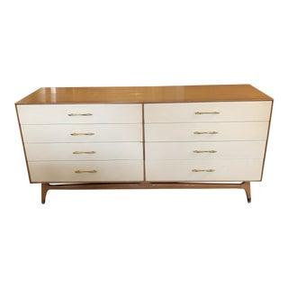 1960s Mid Century Rway 8 Drawer Dresser For Sale