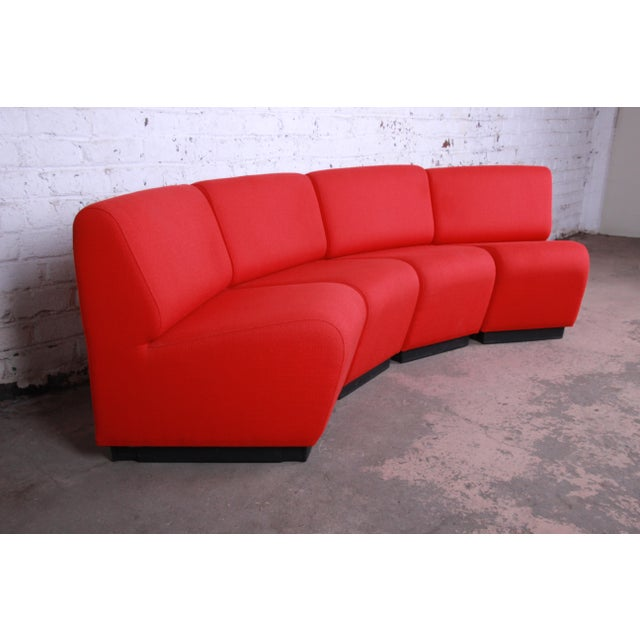 John Mascheroni for Vecta Tappo Modular Sectional Sofa For Sale In South Bend - Image 6 of 10