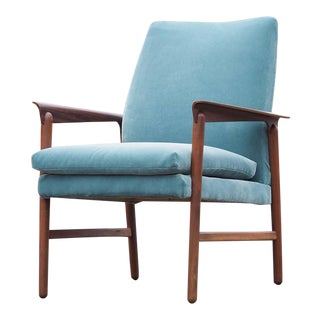1960s Finn Juhl for Fritz Hansen Bentwood Armchair For Sale