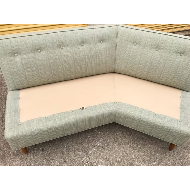 Marden Mid-Century Sectional Sofa - 2 Pieces For Sale - Image 9 of 11