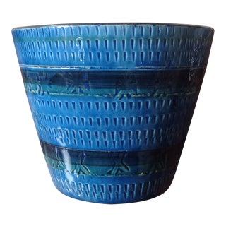 Bitossi Style Mid-Century Italian Pottery For Sale