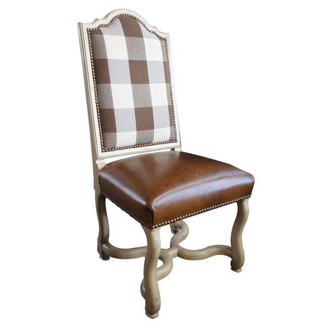 Bob Timberlake Home for Century T29-531 - Mill Room Side Chair #19962MS A gorgeous set of dining chairs. Made from...