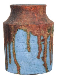 Image of Burnt Orange Vases