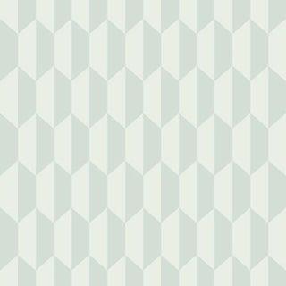 Cole & Son Petite Tile Wallpaper Roll - Fresh Duck Egg For Sale