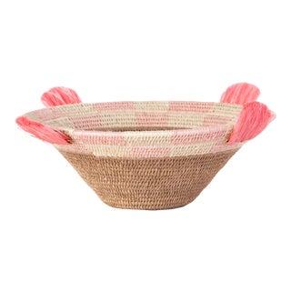 Scotch Medium Sisal Basket Flax For Sale
