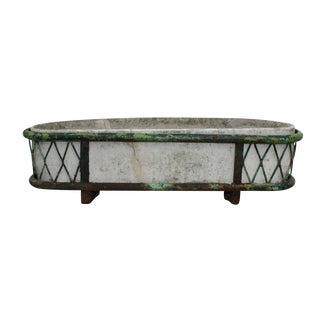 Late 19th Century French Planter Jardiniere For Sale