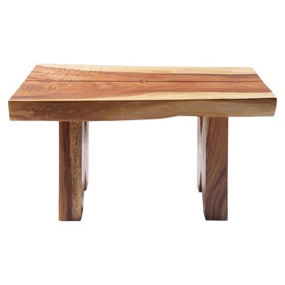 Wavy Grain Coffee Table For Sale