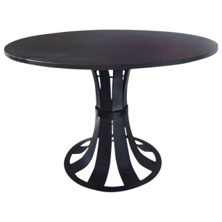 Mid-Century Modern Woodard Center Table For Sale