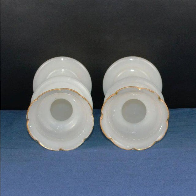 Early 20th Century Bristol Vases For Sale - Image 5 of 7