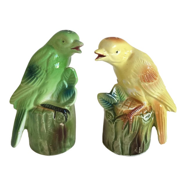 """Chirping"" Birds Salt & Pepper Shakers For Sale"