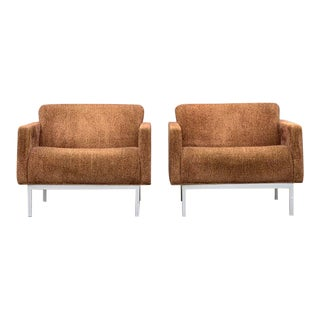 Mid-Century Jack Cartwright Lounge Chairs For Sale