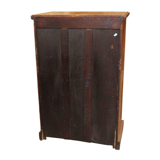 Carved Embellishment Oak Dresser - Image 10 of 10
