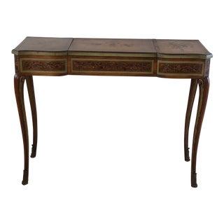 Vintage Dressing Vanity Table