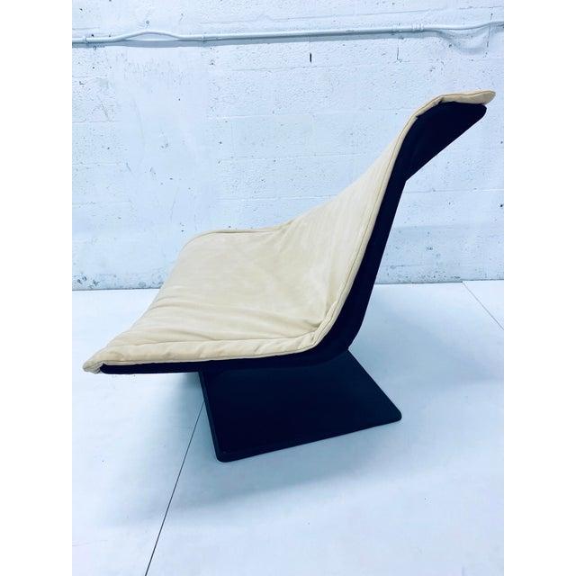 "Modern Simon Desanta ""Flying Carpet"" Lounge Chair for Rosenthal Einrichtung For Sale - Image 3 of 13"