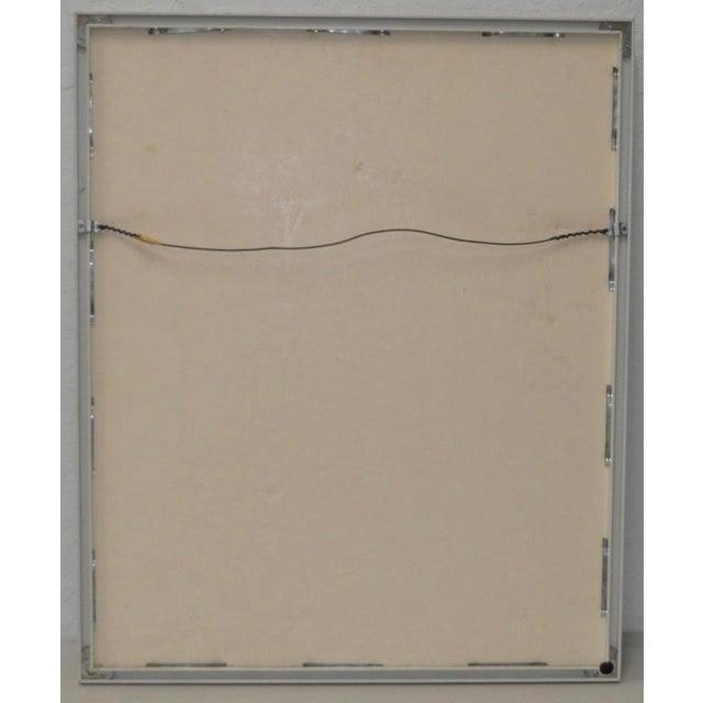 "Circa 1986 Sasha Wasko ""Life Cycle - Fall"" Aquatint Etching For Sale - Image 10 of 10"