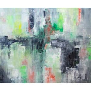 Abstract Dolores Tema, Orogeny Print, 2014 For Sale - Image 3 of 3