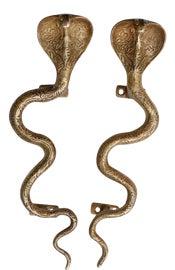 Image of Brass Door Pulls