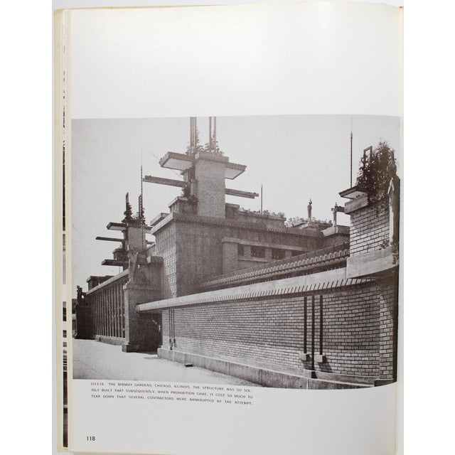 Frank Lloyd Wright: A Testament, First Edition For Sale - Image 12 of 13