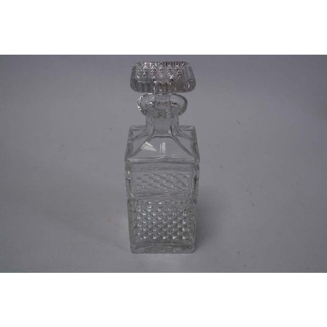 Cut Glass Liquor Decanter - Image 5 of 6