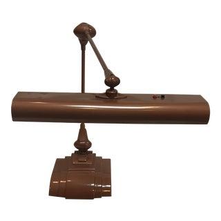 Vintage Flexo Floating Arm Desk Lamp For Sale