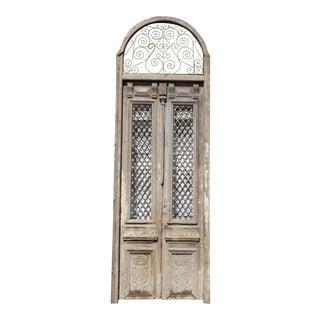 Antique Egyptian Garden Gates For Sale