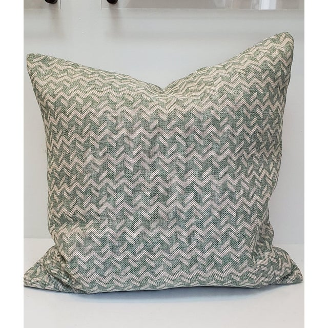 2020s Custom Fermoie Chiltern Pillow For Sale - Image 5 of 7