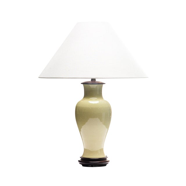 Citrus Table Baluster Stand Lamp Scott Rosewood With Porcelain Lawrenceamp; TOuPiXkZ