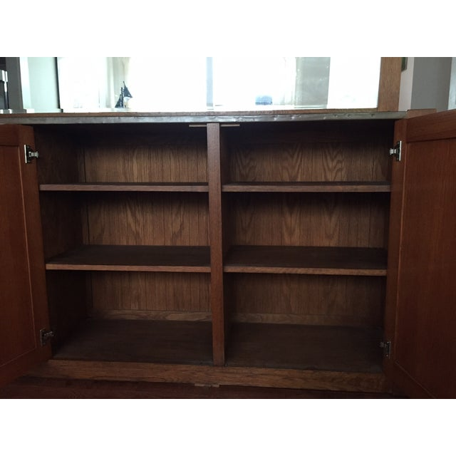 Craftsman Wall Cabinet - Image 7 of 9