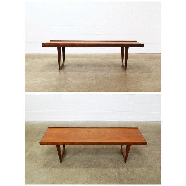 Teak Coffee Table by Peter Løvig Nielsen for Dansk - Image 3 of 5