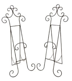Image of Decorative Easels