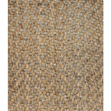Our handwoven Herringbone jute rug reimagines the time-honored pattern, reflecting the remarkable craftsmanship of master...