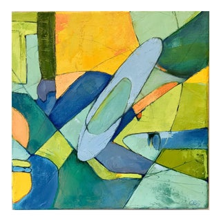 'Spring Abstracted' Giclee Print