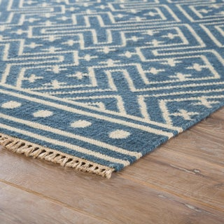 Jaipur Living Lahu Handmade Geometric Area Rug - 5′ × 8′ Preview