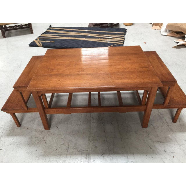 Rose Tarlow Rose Tarlow Windsor Coffee Table For Sale - Image 4 of 5