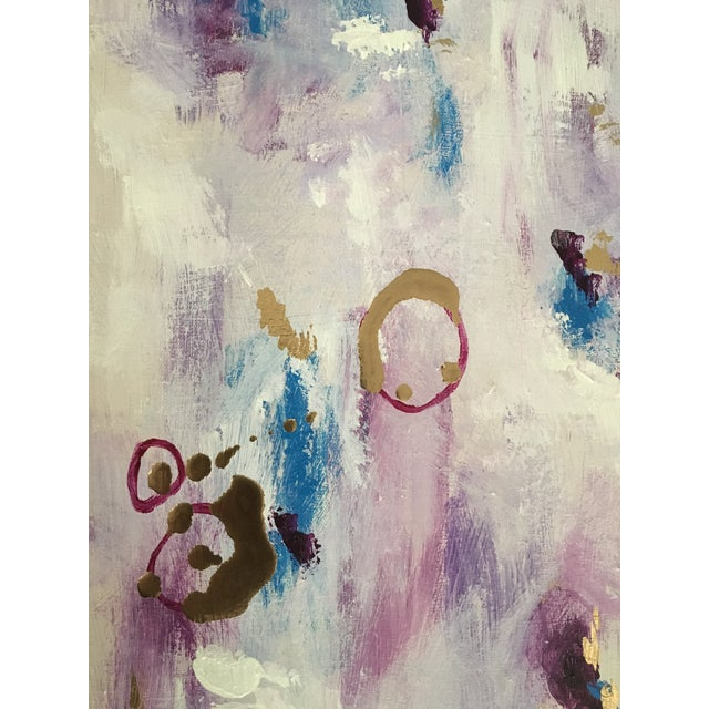 Original Abstract Painting - Image 3 of 3