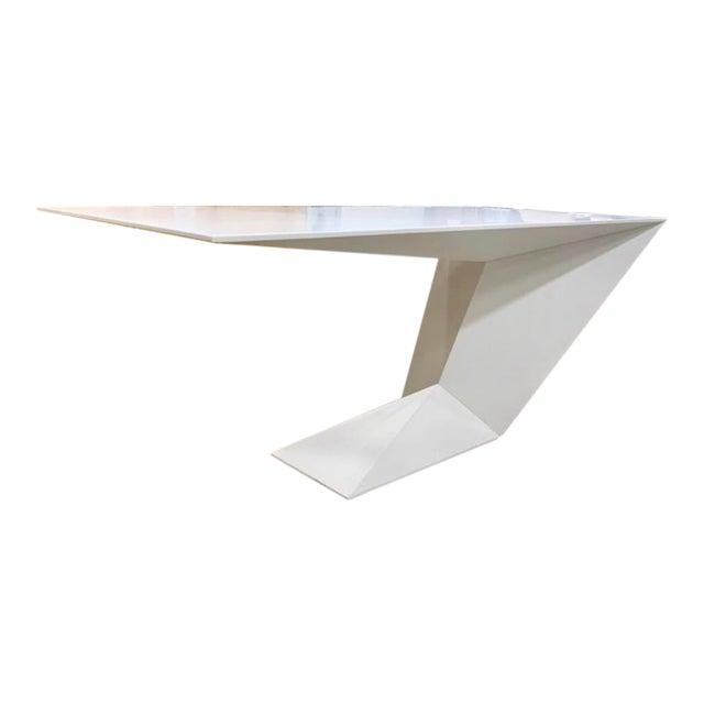 "Postmodern Roche Bobois ""Furtif"" Writing Desk For Sale"