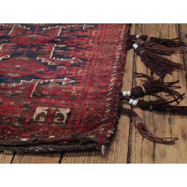 "Baluch ""Balisht"" Tribal Bag For Sale - Image 4 of 6"