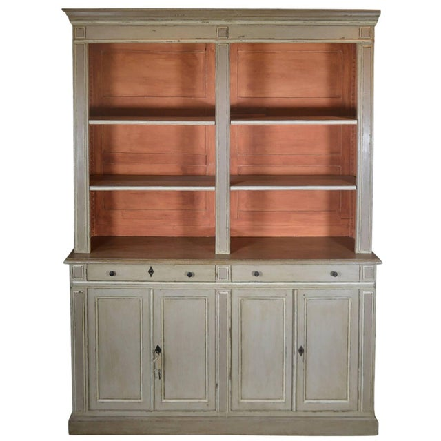 Directoire Style Bibliotheque For Sale - Image 11 of 11
