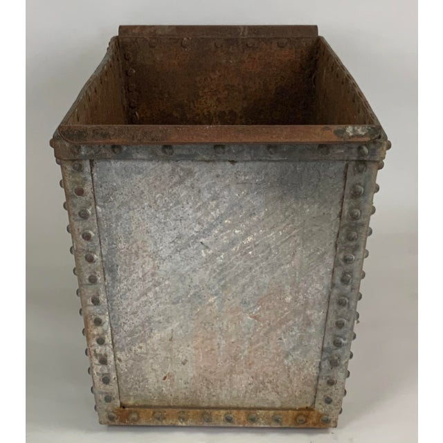 Rustic 19th Century Large Mining Cart - Wolverhampton, England For Sale - Image 3 of 13