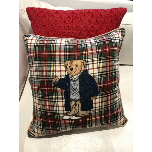Ralph Lauren Pillows, a Pair For Sale - Image 9 of 9