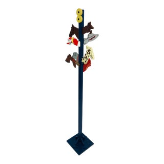 Circus Coat Rack For Sale