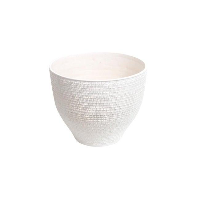David Cressey Monumental Ceramic Vessel by David Cressey For Sale - Image 4 of 12