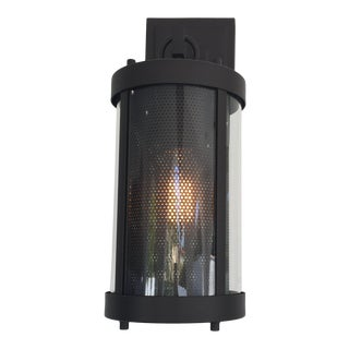 Contemporary Outdoor Wall Sconce For Sale