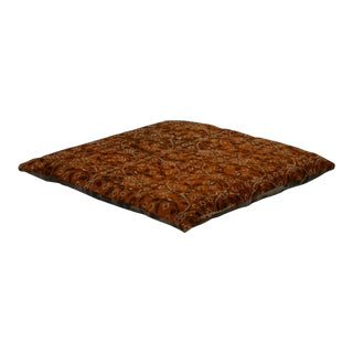 Modern Rug Floor Pillow For Sale
