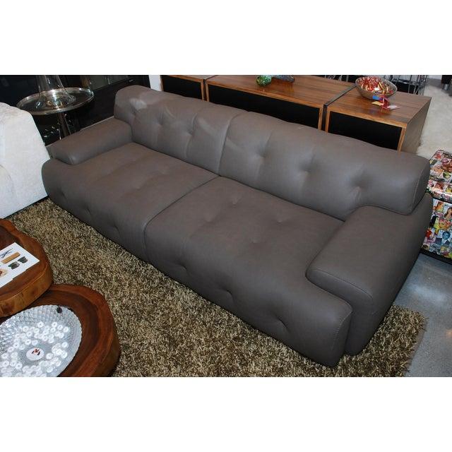 Roche Bobois Blogger Sofa For Sale - Image 9 of 9