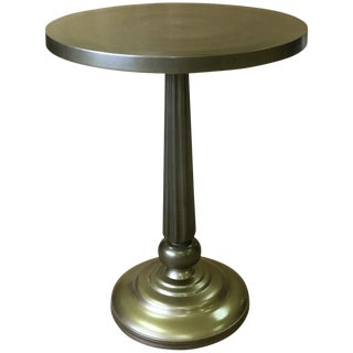Venjamin Side End Table