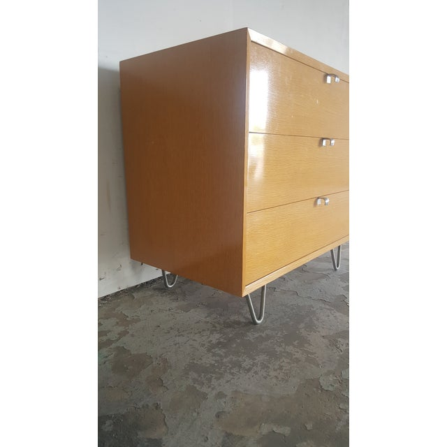 1960s Mid Century Modern George Nelson for Herman Miller Chest of Drawers For Sale In San Francisco - Image 6 of 10
