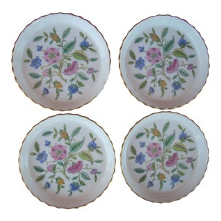 Minton Bone China Coasters - Set of 4